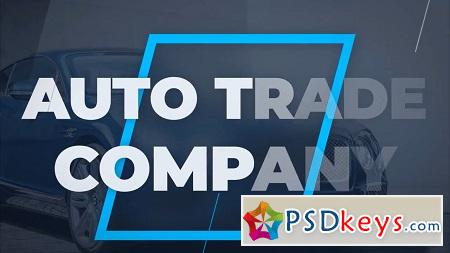 MotionArray - Auto Trade Company After Effects Templates 150746