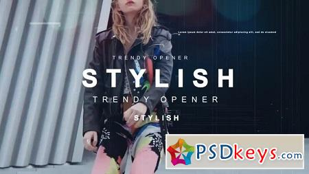 MotionArray - Trendy Opener After Effects Templates 150626