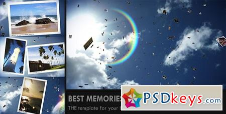 Sunny Falling Photos Slideshow 1868349 After Effects Template » Free
