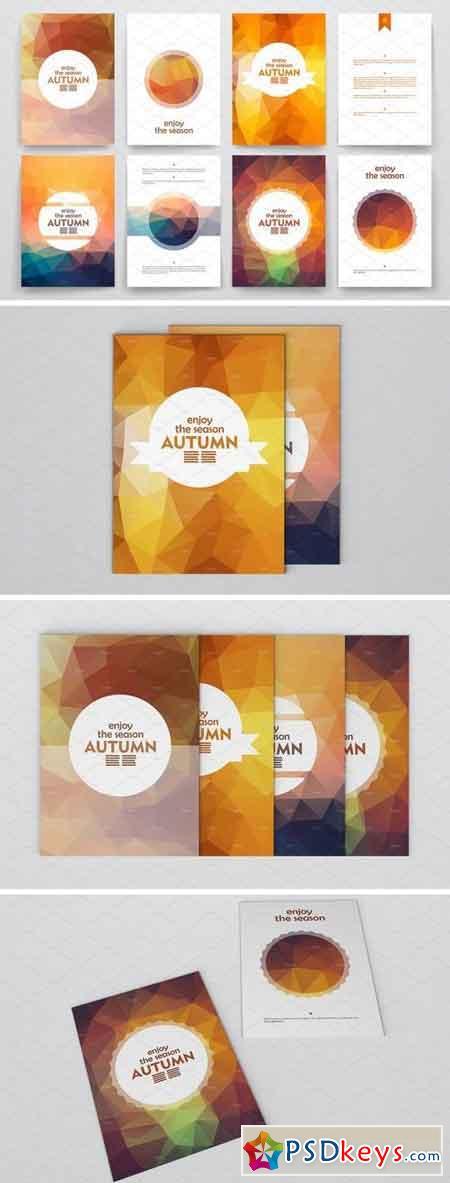 Set of Autumn brochures 360027