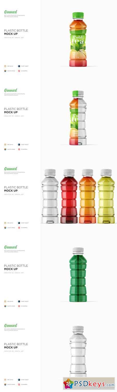 Plastic Bottle Mockup 3269601