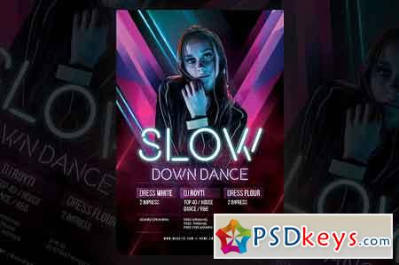 Dance Flyer 3249600