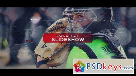 Sport Parallax Slideshow 20402355 After Effects Template