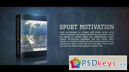 Sport Motivation 19976464 After Effects Template