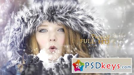 MotionArray - Winter Slideshow After Effects Templates 151026