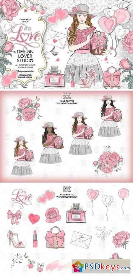 Loving Heart design 176717