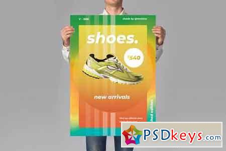 Shoes Promotion Flyer