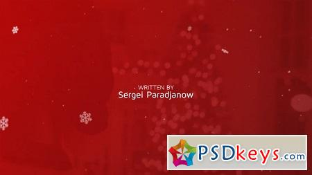 MotionArray - Snow Film Credit After Effects Templates 152022