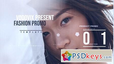 MotionArray - The Fashion Promo After Effects Templates 152054