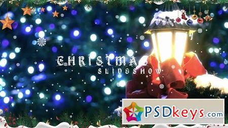 MotionArray - Christmas Slide Show After Effects Templates 151832
