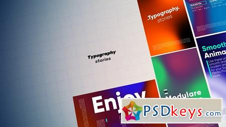 MotionArray - Typography Stories After Effects Templates 151879