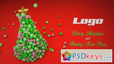 MotionArray - Christmas Logo After Effects Templates 152594