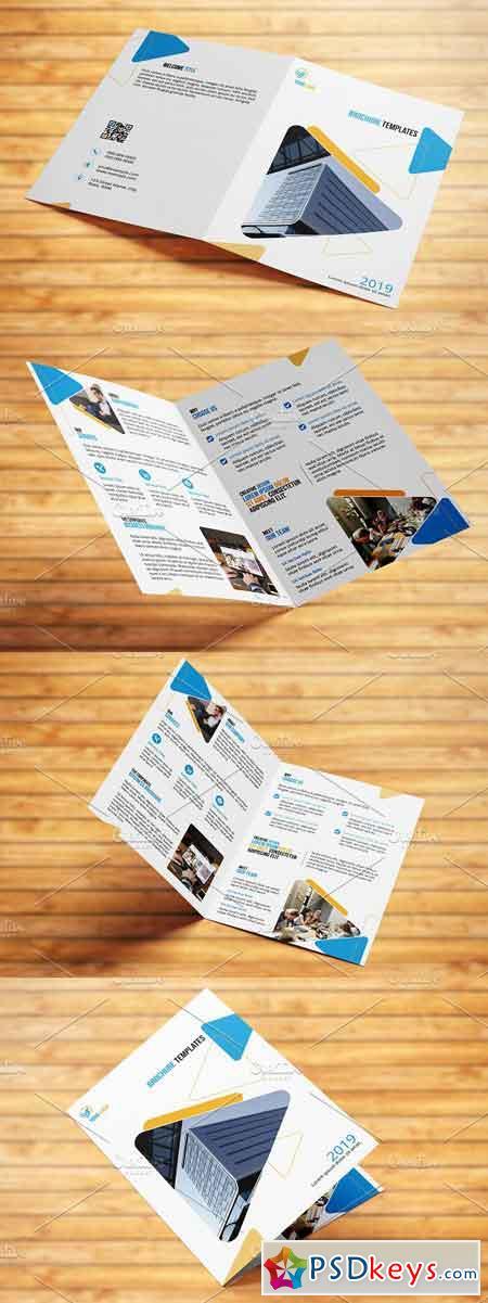 Bifold Business Brochure - V01 3205862