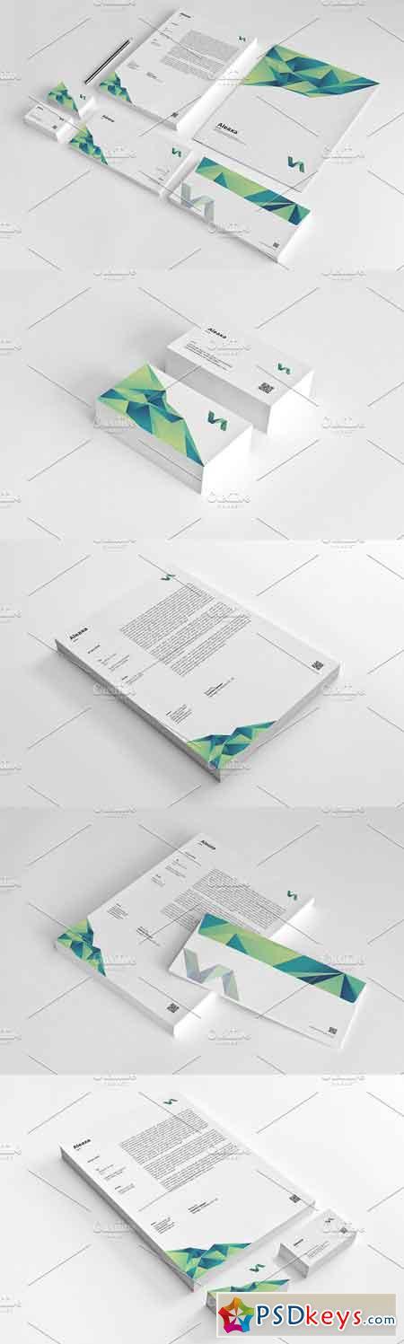 Brand Identity - V04 3158299