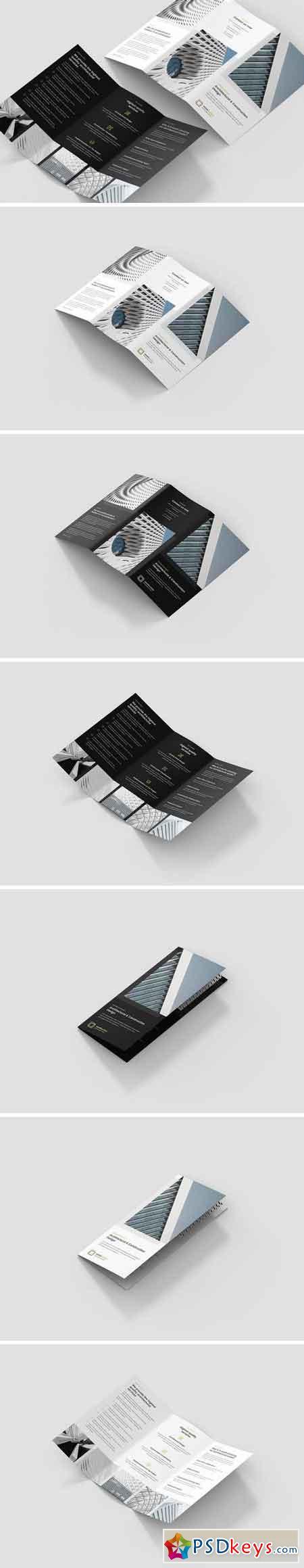 Brochure – Architect Tri-Fold