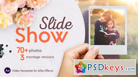 Slideshow Montage 22183653 After Effects Template