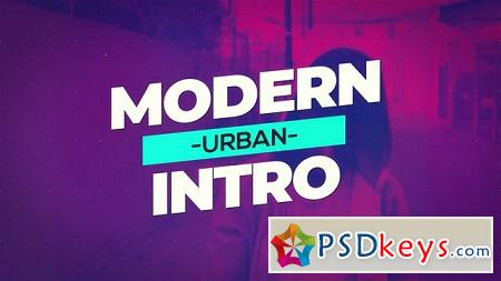 Pond5 Urban Promo 095286428 After Effects Template