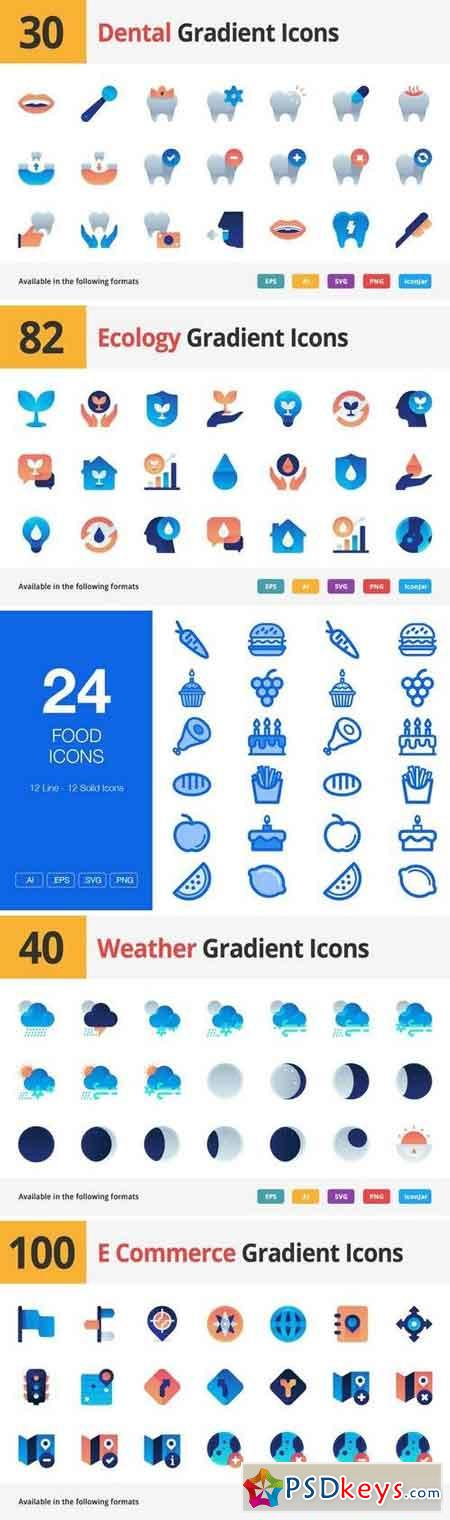 Icon Bundle 16