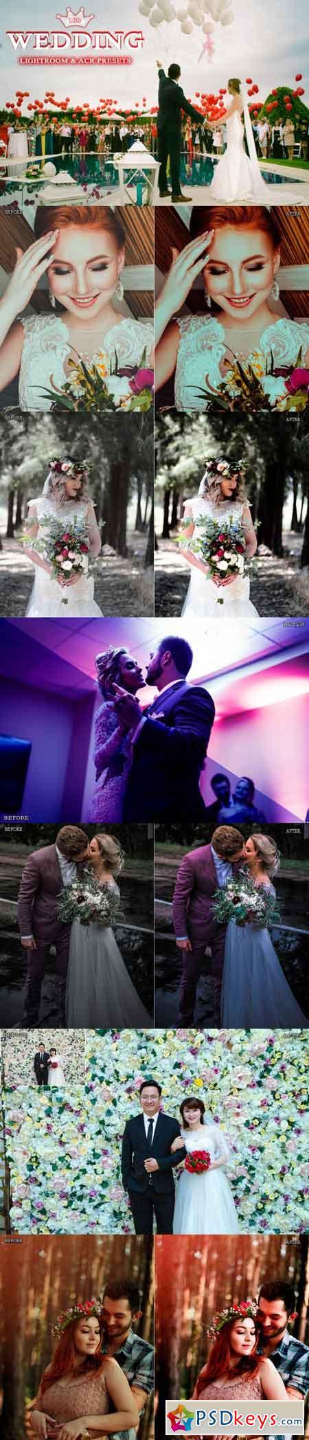 Wedding Lightroom & ACR Presets 3516648