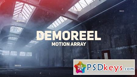 MotionArray - Demoreel After Effects Templates 152386