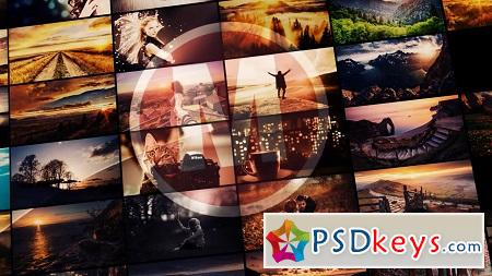 MotionArray - Multiscreen Slideshow After Effects Templates 152617