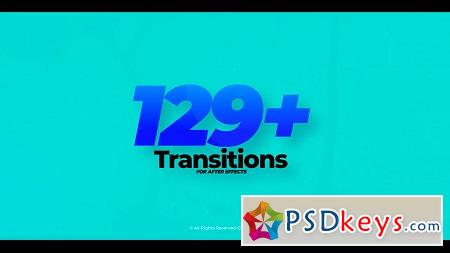 MotionArray - Transitions After Effects Templates 153117