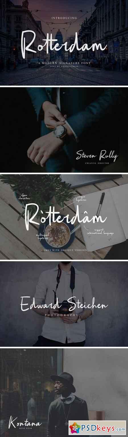 Rotterdam + Oblique Version 2344540