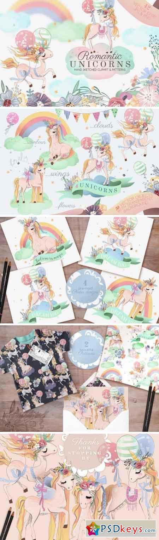 Romantic Unicorns 2206042