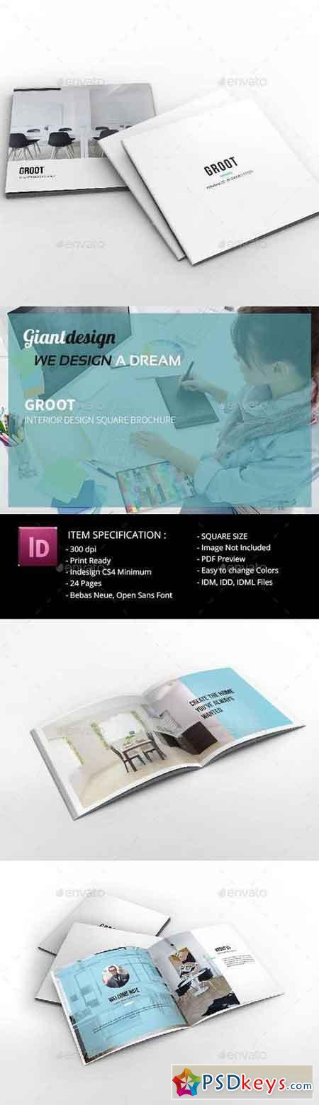 Groot Interior Design Square Brochure 23000281