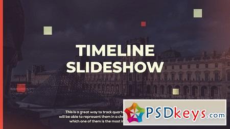 MotionArray Modern Timeline Slideshow After Effects Templates 152670