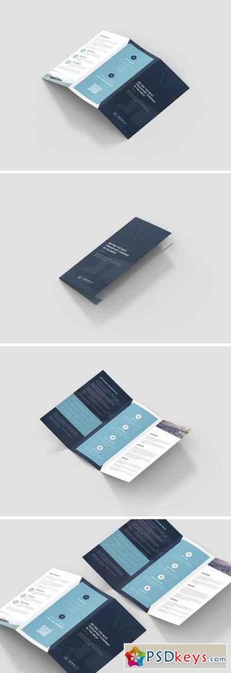 Brochure – Transport Tri-Fold