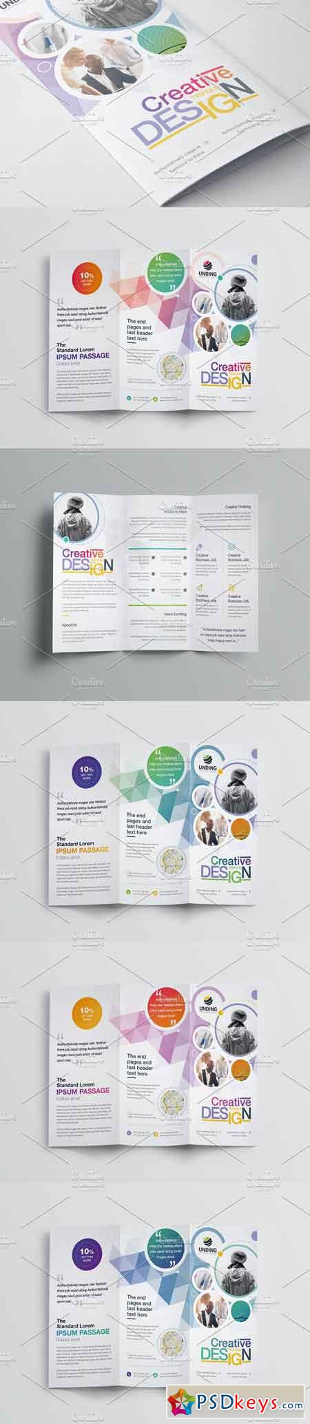 Tri-Fold Brochure 3277315