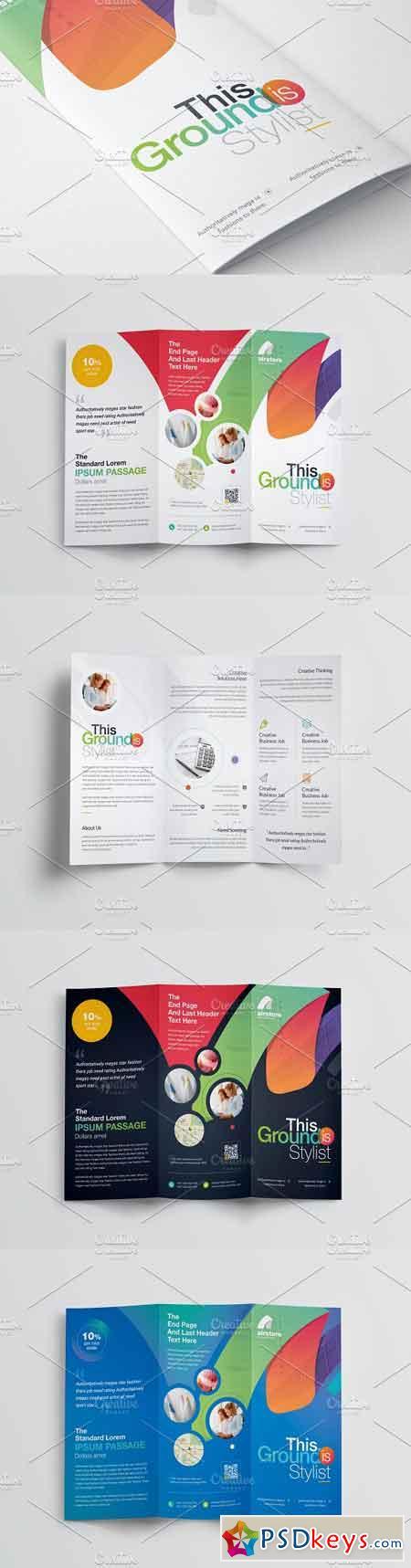 Tri-Fold Brochure 3277300