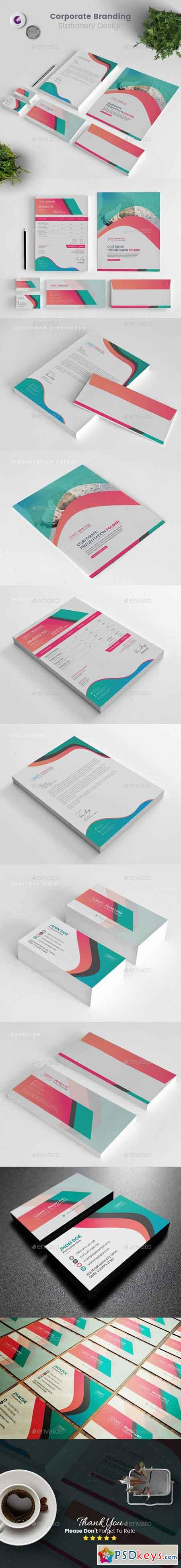Corporate Stationery 22967783