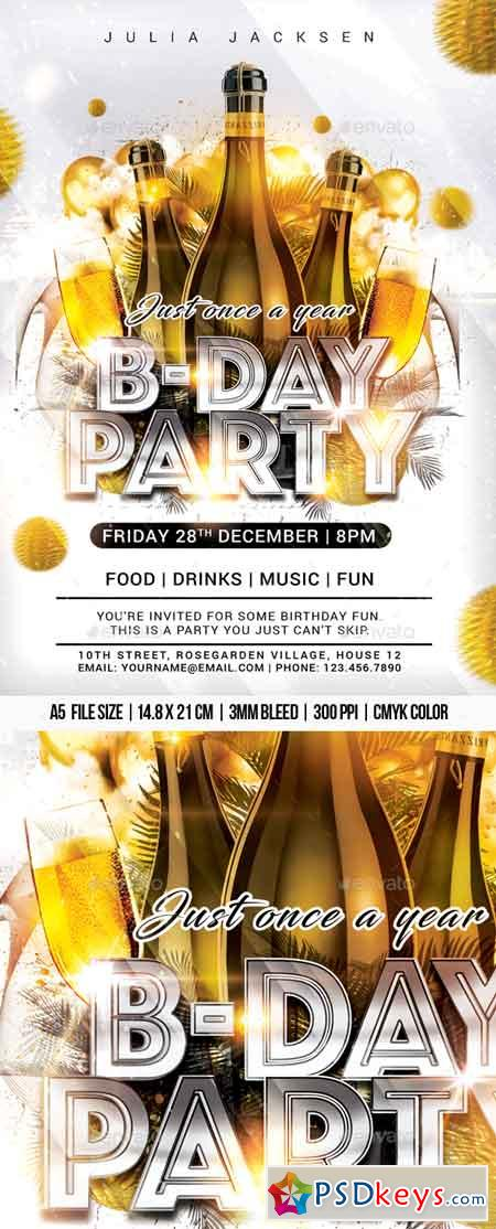 B-Day Party 22994393