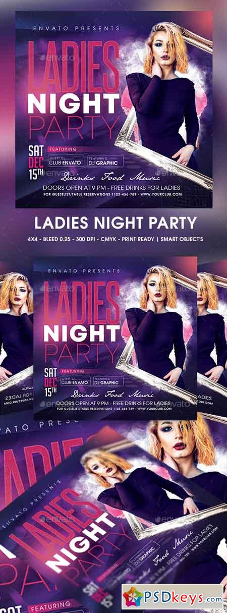 Ladies Night 23004774