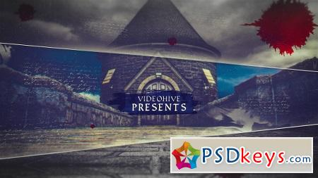 Videohive History Parallax Slideshow 20554390 After Effects Template