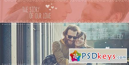Videohive The Story of Love 10057955 After Effects Template