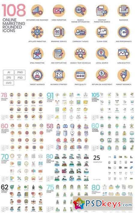 Icon Bundle 17
