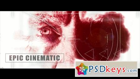 MotionElements Epic Inspiring Cinematic Slideshow 10487494 After Effects Template