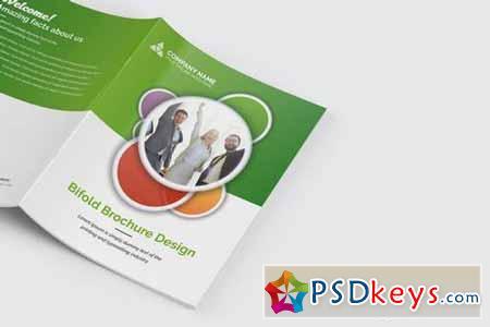 Bifold Brochure Green 2