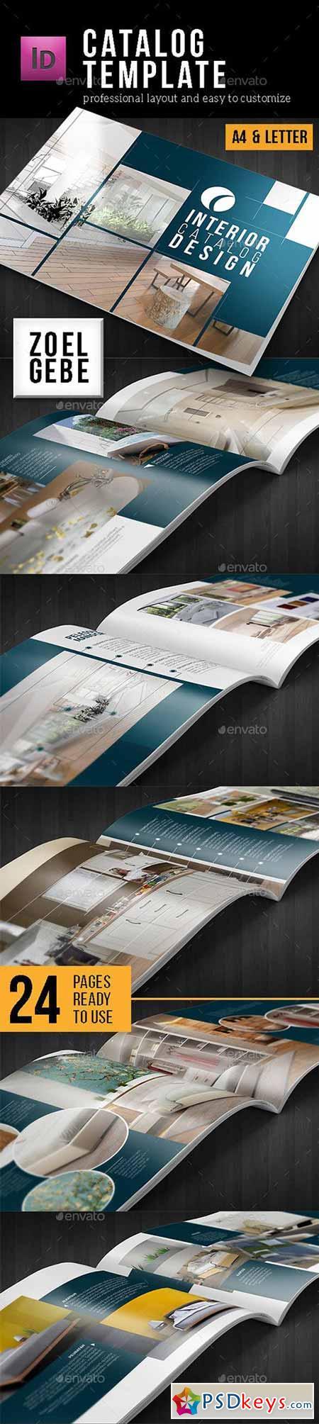 Multipurpose Catalog Template 16142496