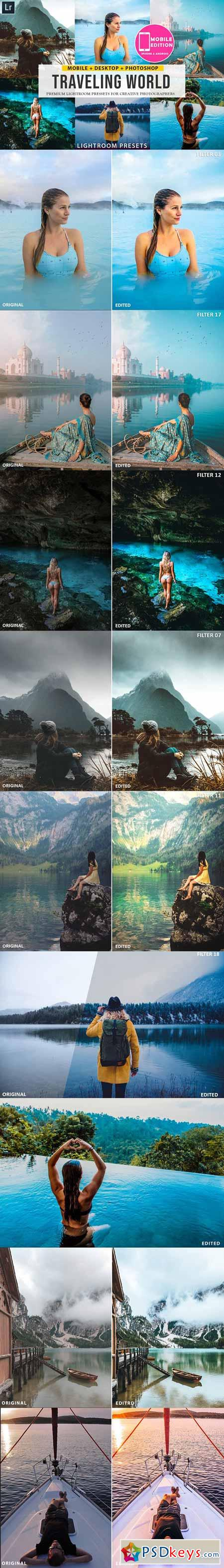 Traveling lightroom presets 3304520