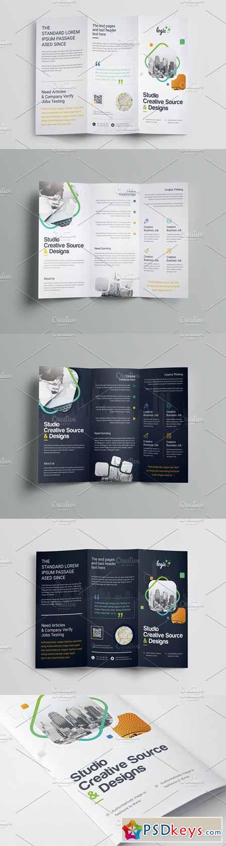 Tri-Fold Brochure 3277350