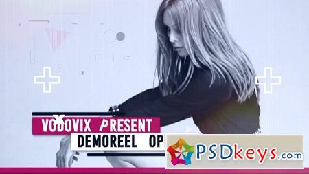 MotionArray Demo Reel Opener After Effects Templates 155950