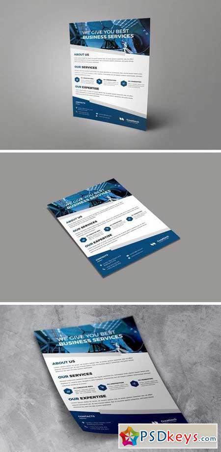 Business Service - Flyer Design