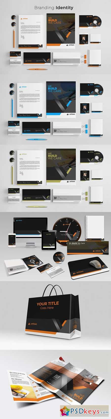 Branding Identity 3242700