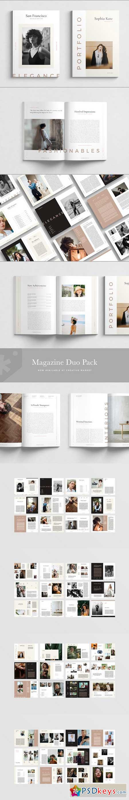Magazine Duo Pack 3234978