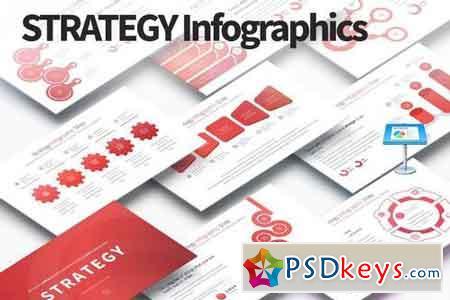 Strategy - Keynote Infographics Slides