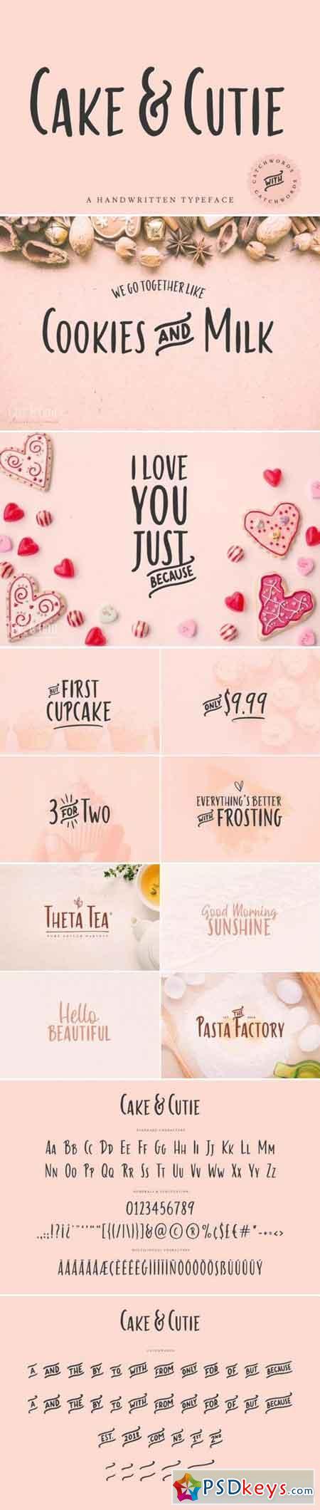 Cake & Cutie 2955017